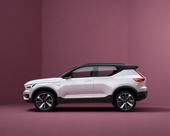 Volvo CMA XC concept