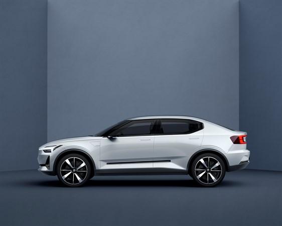 Volvo CMA sedan concept