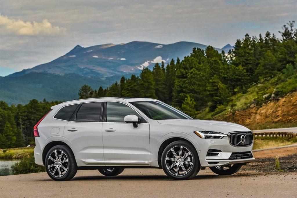 Volvo Xc60 2017 S Overall Safest Car In Euro Ncap Testing Volvo