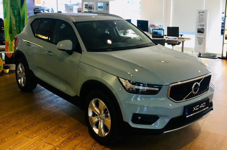 Speed Dating: XC40 Ready To Go | Volvo Diplomat, Expat