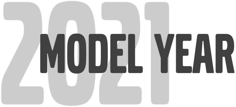 Model Year 2021